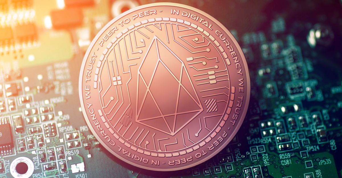 EOS Price Analysis for December, 10th – EOS Still Pulled Down