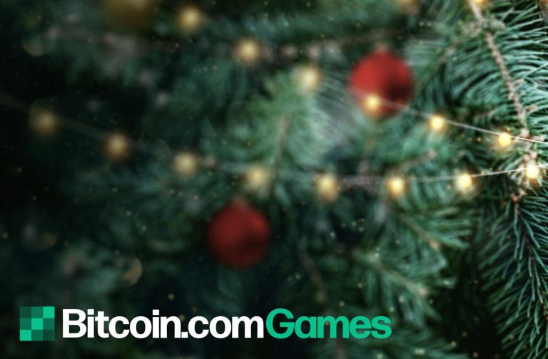Christmas Comes Early for Bitcoin.com Games Players