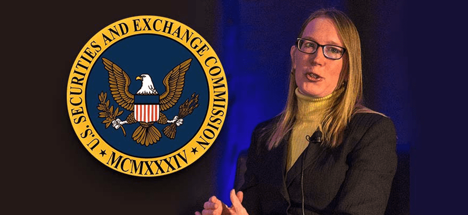 Hester Peirce calls for crypto market regulations