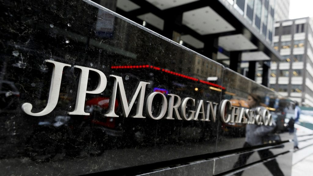 JPMorgan to Launch Crypto Basket