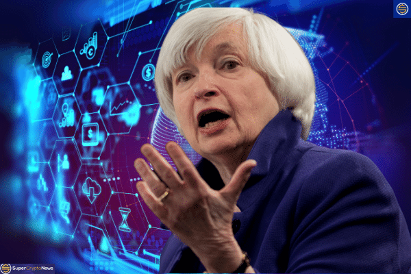 Janet Yellen warns of misuse of cryptocurrency such as Bitcoin