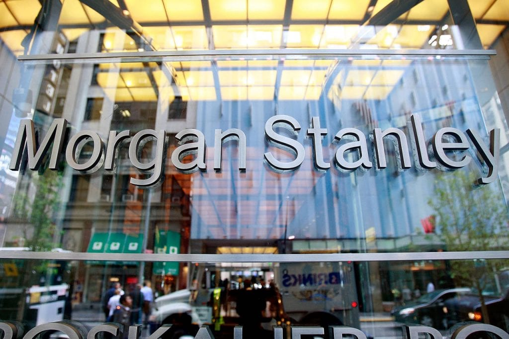 Morgan Stanley Counterpoint Global looks to invest in crypto market