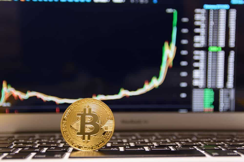 Top cryptocurrency Bitcoin price surges on stimulus bill passing