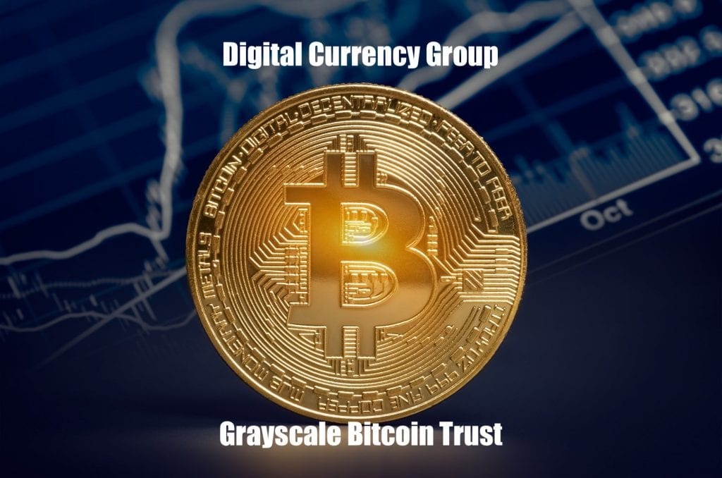 Digital Currency Group to buy Grayscale Bitcoin Trust shares
