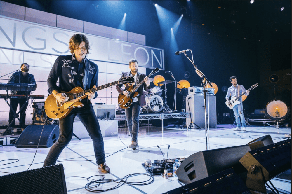 Kings of Leon, Kings Of Leon To Become First Band To Release Full Album As NFT