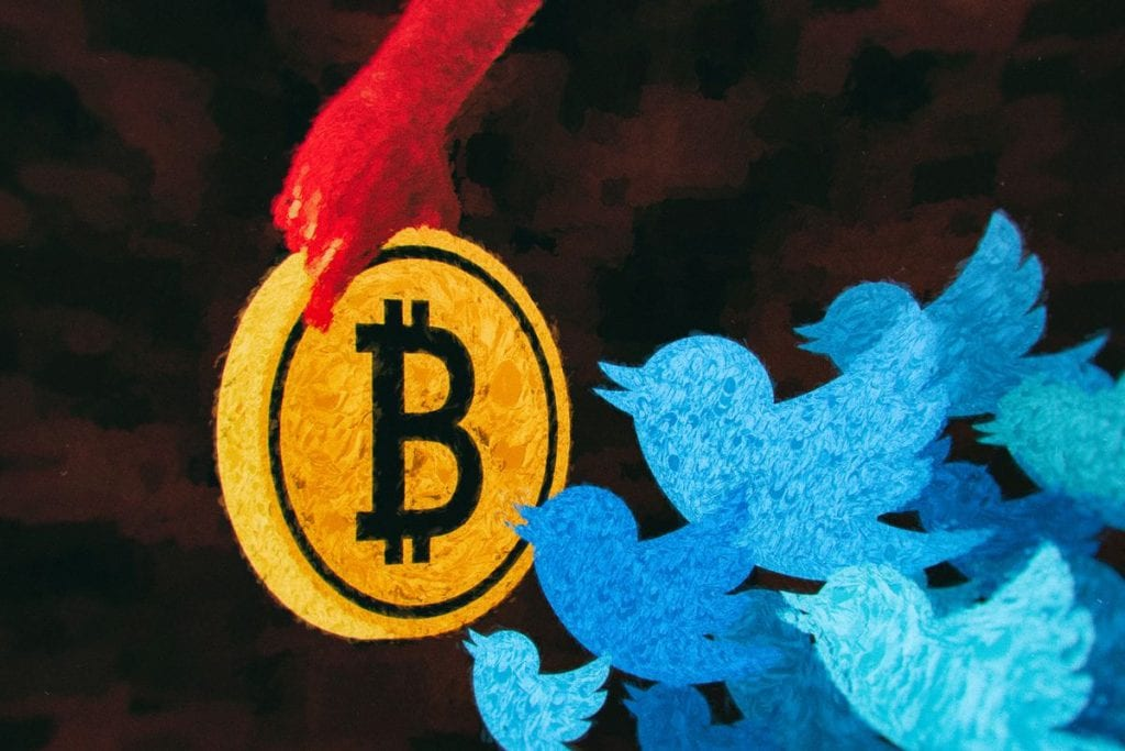 Twitter raises $1.25 billion in convertible notes. Funds used to buy Bitcoin?