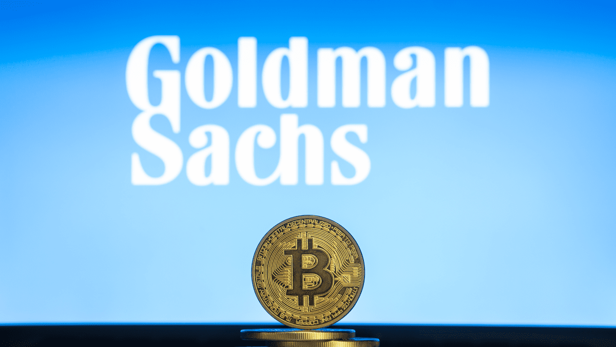 Goldman Sachs to offer Bitcoin to clients