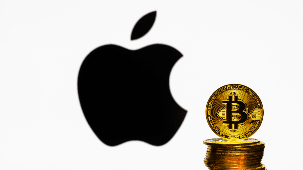 Bitcoin Scam to fake crypto wallet on App Store