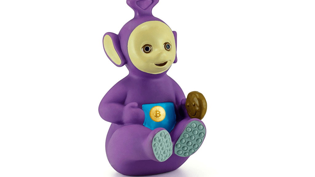 Will Teletubbies enter into the cryptocurrency space?