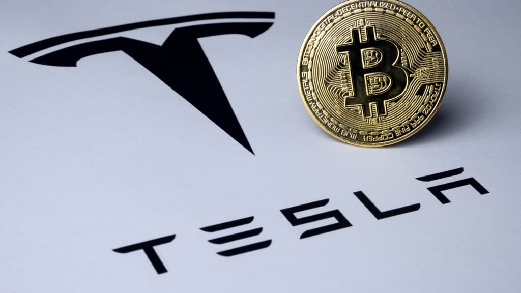 Tesla Posts Record Net Income Due To Bitcoin Sales