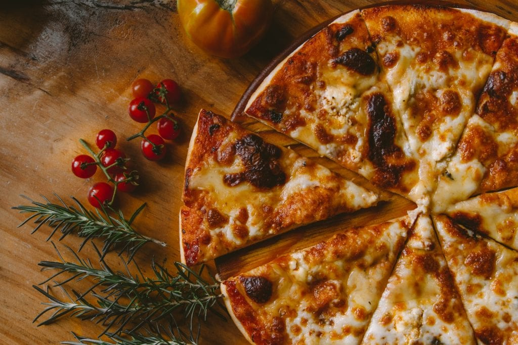 Bitcoin Mogul Wants to Sell Pizza to Dethrone Dominos