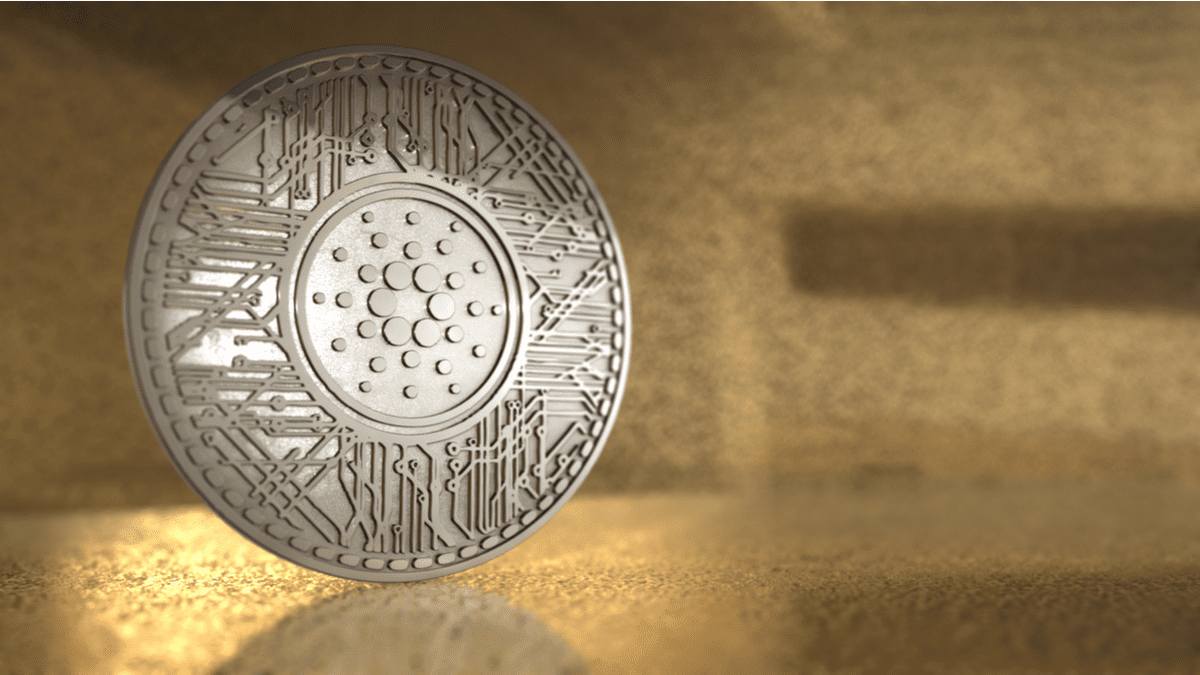 Cardano-Ethiopia deal being signed