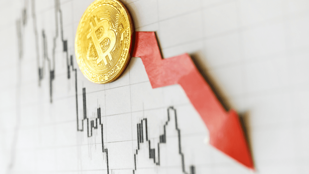 Bitcoin price plunges after longs liquidated