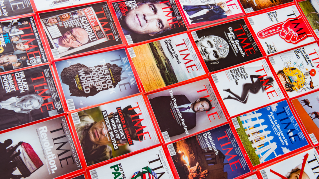 TIME Magazine offers cryptocurrency payment for digital subscriptions