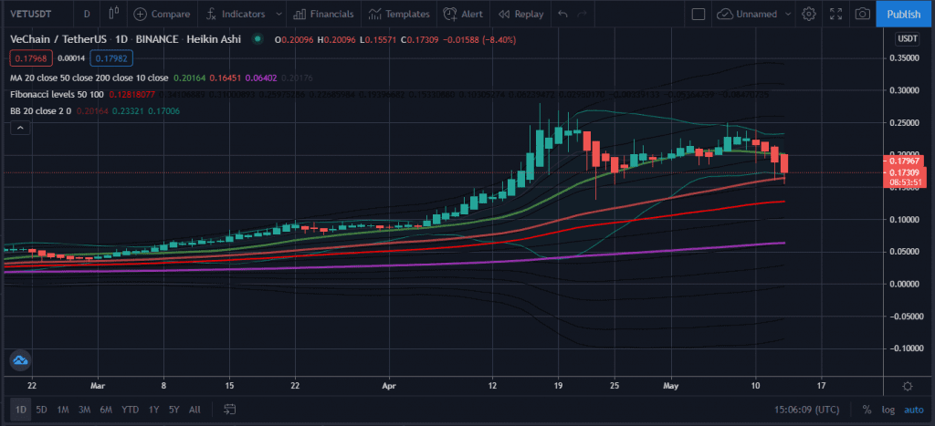 VeChain Price, How Realistic Is It To Expect A New VeChain Price All-Time High?