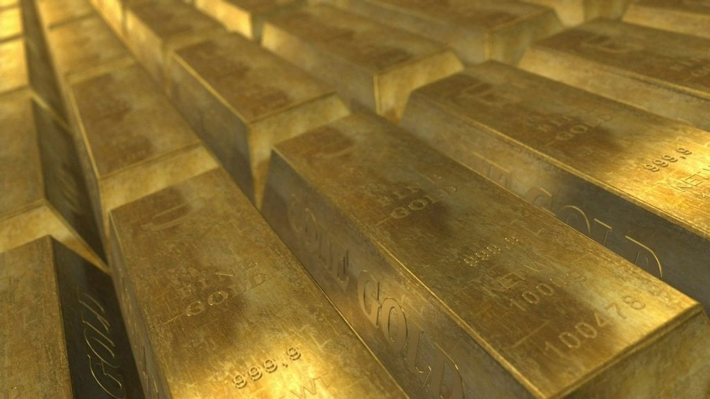 Safe-Have Flip Underway as Gold Hits 4-Month High and Bitcoin Falls