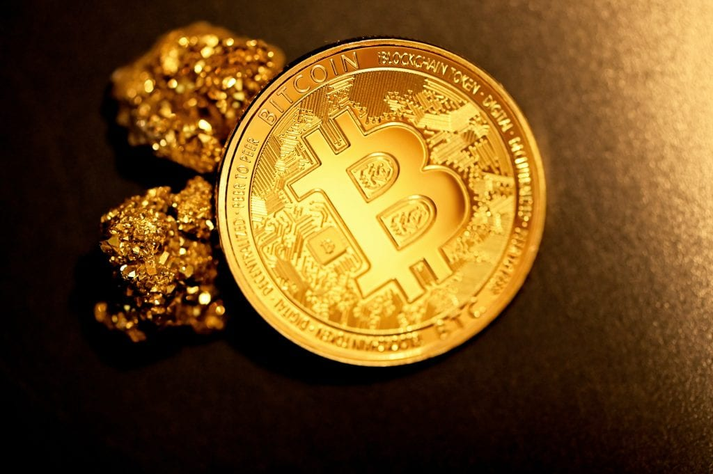 bitcoin, Bullish cues for Bitcoin as central banks up gold buying on inflation fears