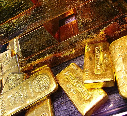 Asian stock exchange open see Gold prices plummet to as low as $1,677.0 from the Friday close of $1,761.50, almost $100 lower.