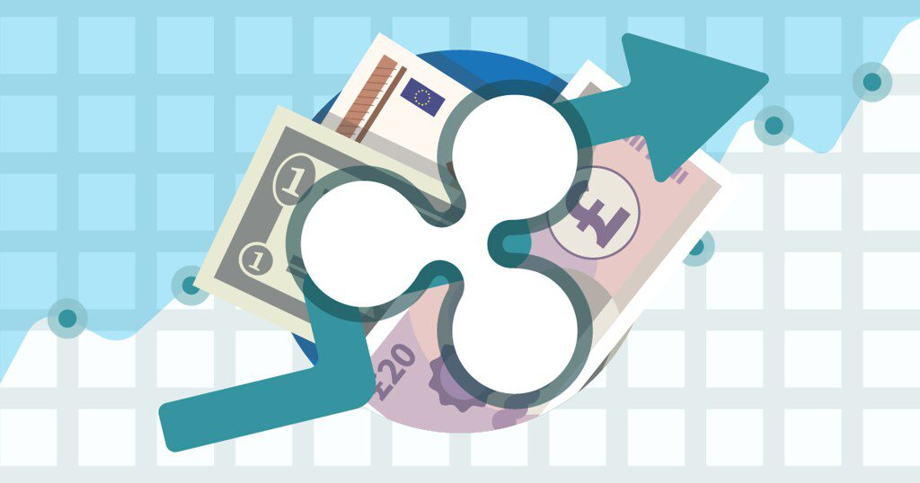 """""""Ripple price increase XRP""""byBeatingBetting(licensed underCC BY 2.0)"""