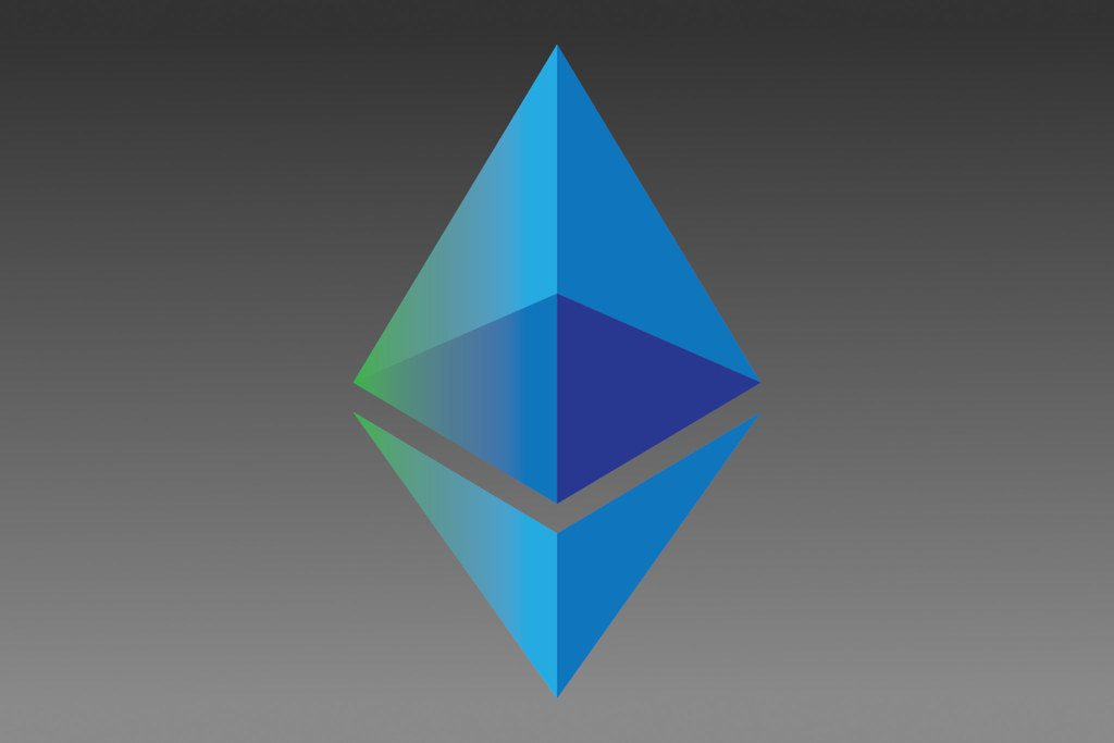 """""""Ethereum Background""""bycryptocoin (license underCC BY 2.0)"""