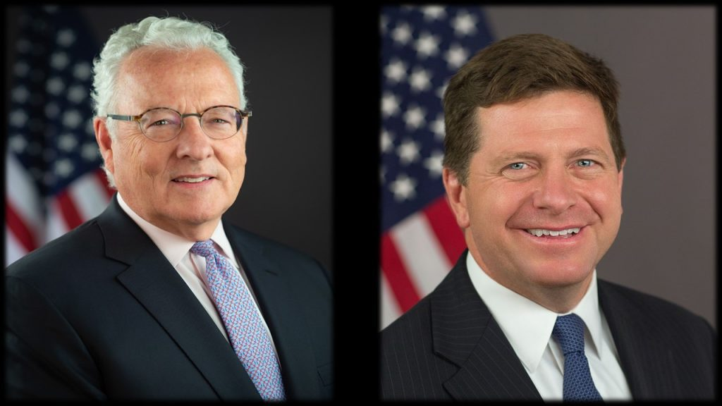 Two former officials of the US SEC, Willam Hinman and Jay Clayton are under investigation of corruption in the case against Ripple.