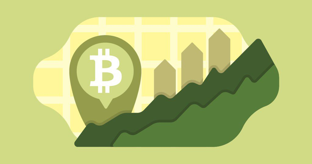 """""""Bitcoin Value Increase""""byBeatingBetting(licensed underCC BY 2.0)"""