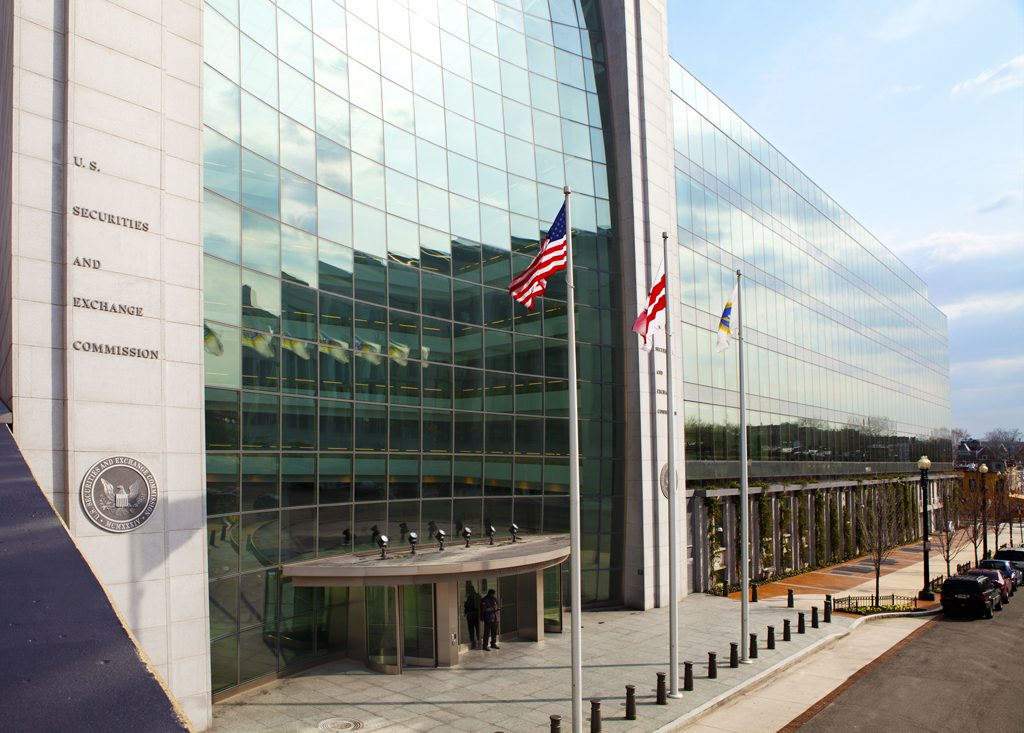 """""""Securities and Exchange Commission Headquarters Building""""bySecurities and Exchange Commission(licensed underCC BY-NC-SA 2.0)"""