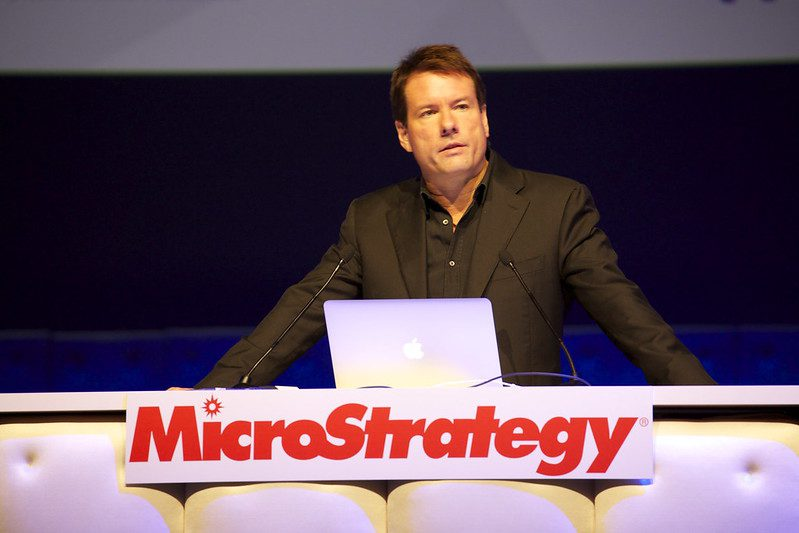 Microstrategy, MicroStrategy stock MSTR primed to rally, says top executive