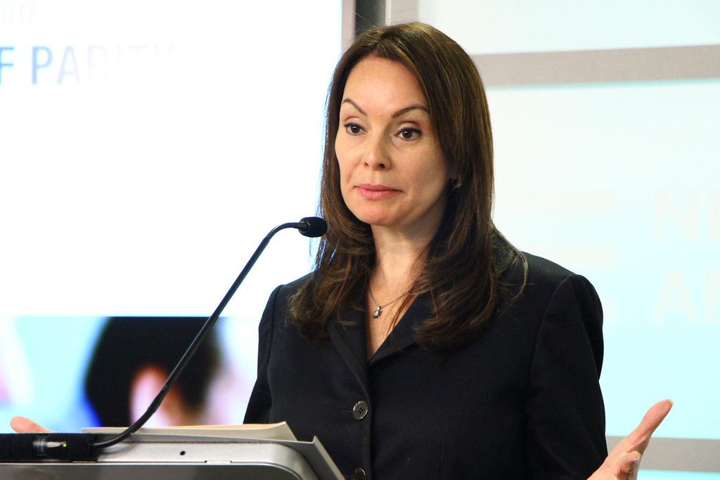 Former US Treasurer during Barack Obama's administration Rosie Rios claims all cryptocurrencies other than Ripple (XRP)are speculative