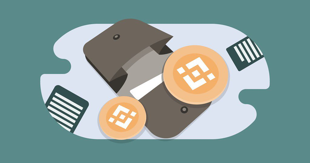 """""""Binance Coin (BNB) Wallet""""byBeatingBetting(licensed underCC BY 2.0)"""