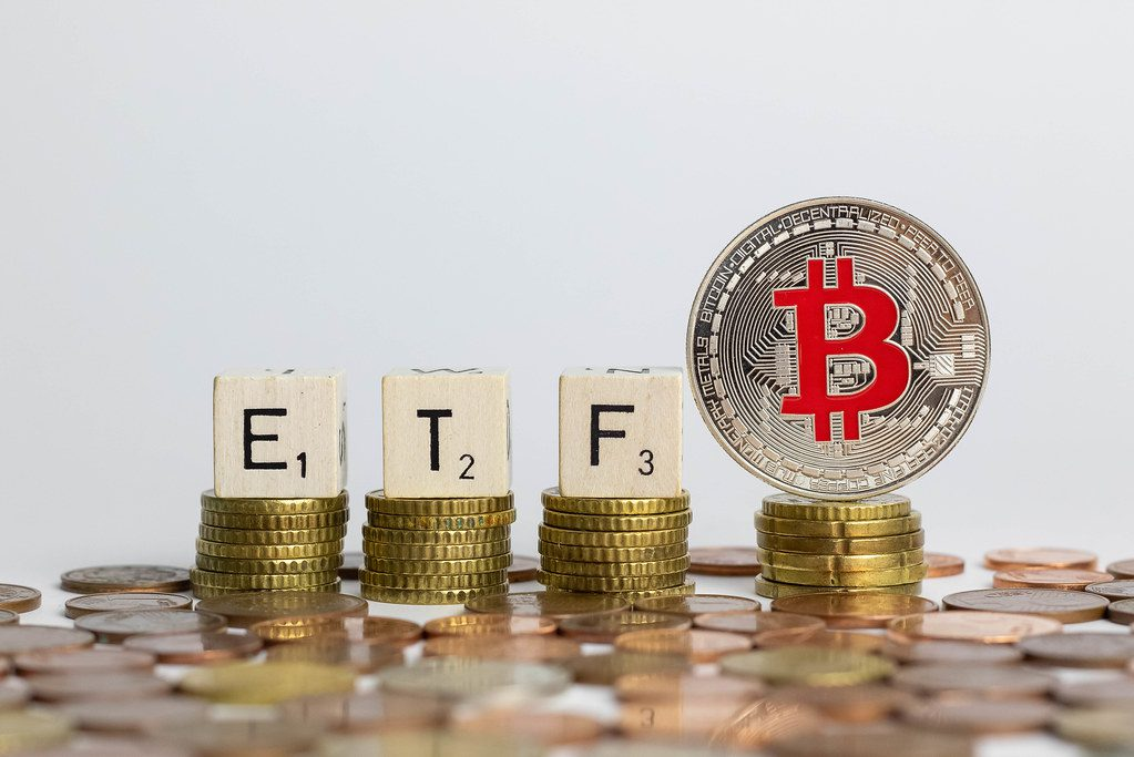 """""""Concept of Bitcoin ETF""""bywuestenigel(licensed underCC BY 2.0)"""